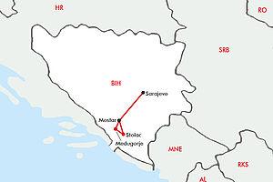 Geheimtipp: Bosnien & Herzegowina