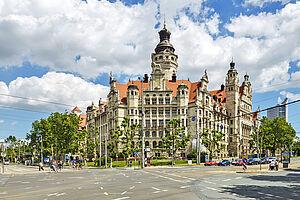 Leipzig - Stadt der Dichter und Denker