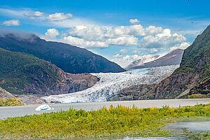 Gletscher, Fjorde & die Natur Alaskas mit Norwegian Encore