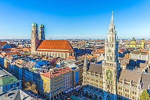 München - Weiß-blaue G'schichten