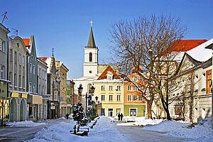 Silvester in der Weinregion: in Zielona Gora