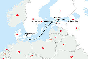 Schätze der Ostsee mit der Voyager of the Seas