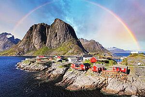 Nordkap & Inselreich der Vesterålen & Lofoten