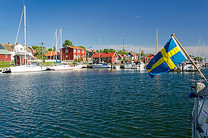 Schwedens Blekinge mit TT-Line