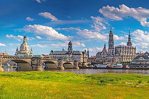Dresden - Kulturmetropole an der Elbe
