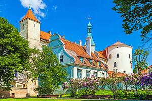 Baltikum für Sparfüchse