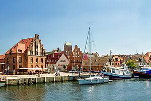 Wismar - Auf den Spuren der Hanse