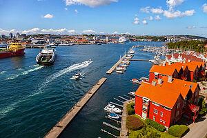 Natur und Kultur in Südskandinavien mit der AIDAdiva