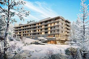 Schreiberhau im ****Radisson Hotel