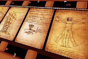 Auf den Spuren von Leonardo da Vinci