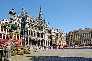 Belgiens Perlen – vier auf einen Streich