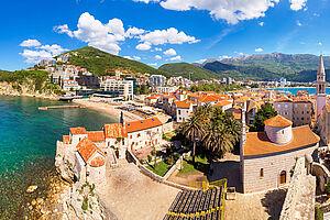 Balkan zum Schnuppern