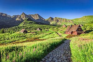 Naturparadies Hohe Tatra