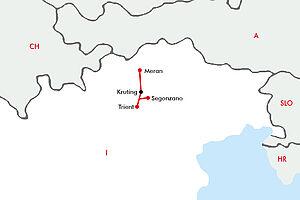 Südtirol - Auf der Suche nach den edlen Tropfen
