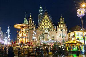 Breslau - Lichterglanz & Budenzauber
