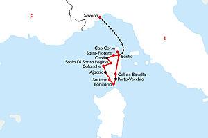 Korsika - wildromantische Insel im Mittelmeer