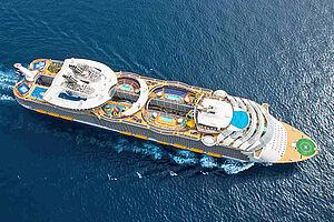 Unter karibischer Sonne relaxen mit Symphony of the Seas