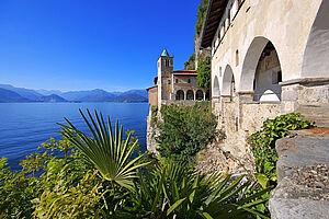 Lago Maggiore - zwischen Alpen und Po-Ebene