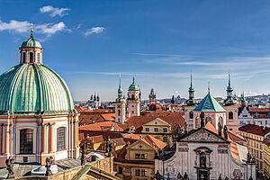 Städtereise durch Böhmen