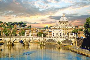 Rom - Zentrum der italienischen Kunst