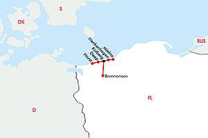 Radfahren an der Ostseeküste