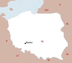 Breslau - Wroclaw - WrocLOVE