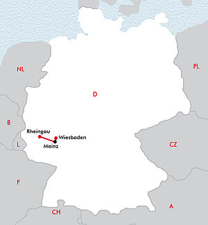 Zu Gast im Rheingau