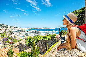 Cote d'Azur - ein Hauch von Luxus