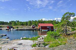 Schweden mit Göta Kanal
