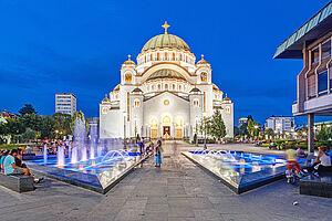 Große Balkan-Rundreise