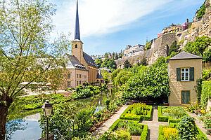 Schlemmen auf der Luxemburger Mosel