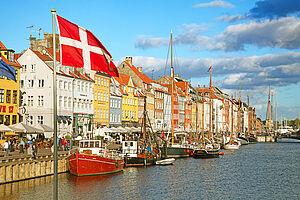 Kopenhagen mit TT-Line