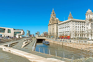 Liverpool - Stadt der Berühmtheiten
