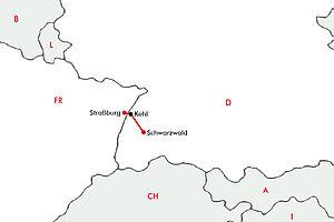 Schwarzwald & Elsass