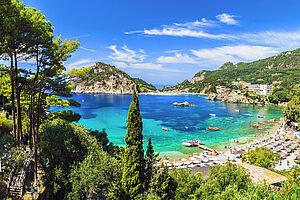 Griechisches Festland & Insel Korfu