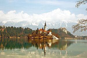 Bled - Ein Alpenmärchen