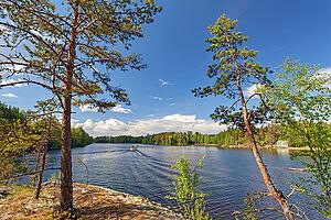 Faszination Finnische Seenplatte