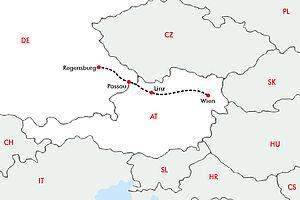 Silvesterzauber auf der Donau mit der MS Viva Treasures