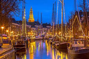 Groningen im Advent