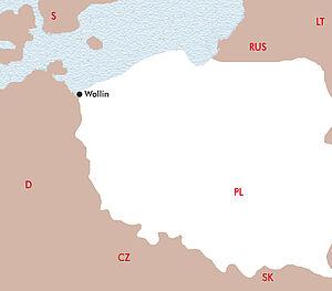 Wollin - Adventstage an der Ostsee