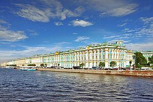 St. Petersburg Visafrei