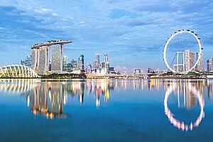 Orientalisches Dubai und exotisches Asien mit der Mein Schiff 5