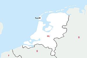 Auszeit auf Texel