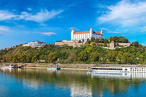 Bratislava & Wien