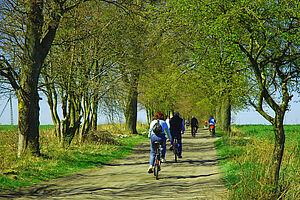 Fahrradtour Masuren