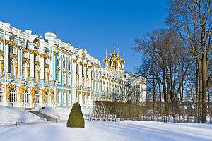 Wintertraum St. Petersburg mit Finnlines Eisfahrt