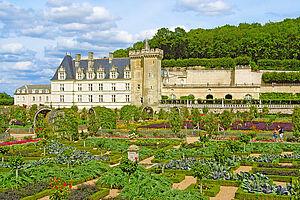 Frühling in Frankreich: Gartengenuss im Loire-Tal