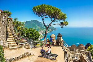 Sorrent, Capri & Amalfiküste