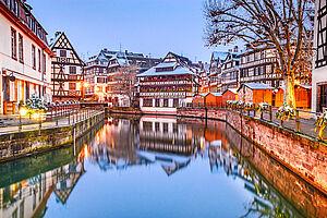Strasbourg - Die Weihnachtshauptstadt