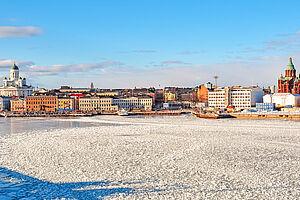 Winterkreuzfahrt mit Finnlines nach Helsinki & Tallinn